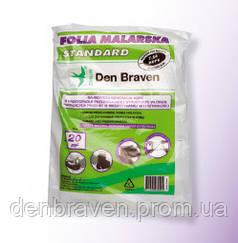 Пленка защитная 4m*5m--20m2 Folia Malarska Standard Den Braven