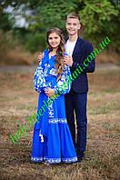 Платье с вышивкой СЖ 360 Сукня Купити сукню Жіноча сукня Сукня з вишивкою Вишита сукня Бохо
