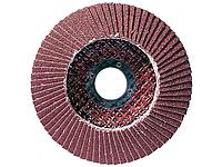Абразивный лепестковый диск прямой 60 зерно DWT FP-S125-60