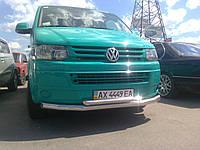 Кенгурятник для Volkswagen T6 Transporter, Caravelle, Multivan