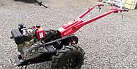 Мотоблок тяжелый Булат WM 9 дизельный двигатель воздушного охлаждения 9 л.с., ручной стартер