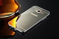 Алюминиевый чехол бампер для Samsung Galaxy J5-J500H(2015 год), фото 1