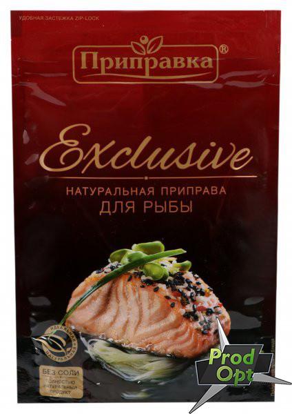 Приправка Exclusive до риби 40 г
