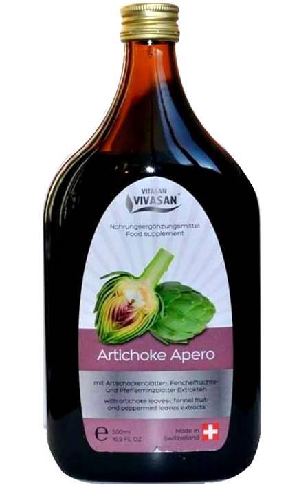 Мультивитаминный напиток Артишок Вивасан