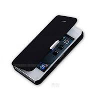Черный чехол-книжка для Iphone 6/6S на магнитной застежке, фото 1