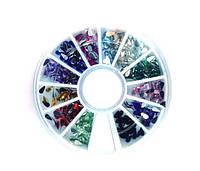 Камни карусель цветные капельки Richcolor