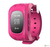 Smart Baby Watch Q50 OLED Pink