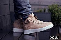 "Мужские кроссовки Nike lab Air Force 1 ""Urban Haze"""