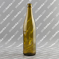 Бутылка NRW зеленая под кронен крышку 20 шт