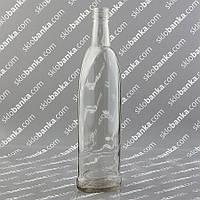 "Бутылка 0,5 л ""Лепесток"" 24 шт"