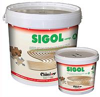 Chimiver Sigol клей для паркета, 9+1 кг