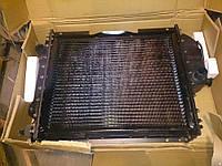 Радиатор водяной 70У-1301010, МТЗ-80 алюминиевый (пр-во Литва)