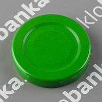 Крышка твист-офф 48 мм. зеленая