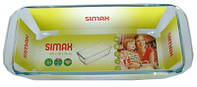 Форма для выпекания прямоугольная Simax 7256