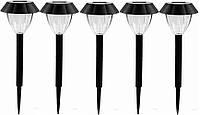 Фонари на солнечных батареях садовые Expert S111107 LED-5 (5 шт)