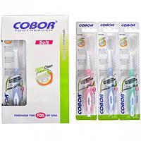 """Зубные щётки """"Corob Deep"""" Е-626"""