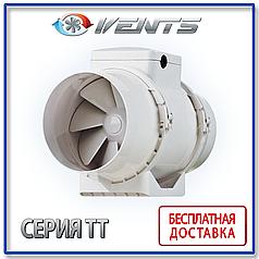 Канальный вентилятор смешанного типа ВЕНТС ТТ 125