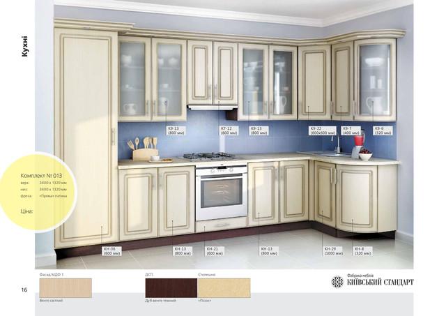 кухня на заказ белая угловая
