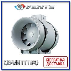 ВЕНТС ТТ ПРО 100 Канальный вентилятор смешанного типа