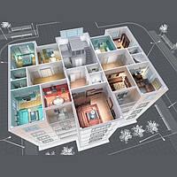 Технический дизайн квартир