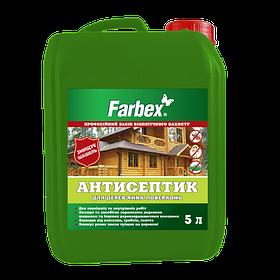 Антисептик для деревянных поверхностей, 5л