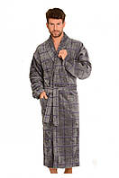 Теплый халат мужской. Польша.De lafense 803