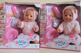 Кукла Baby Born. Выбираем игрушки вместе.