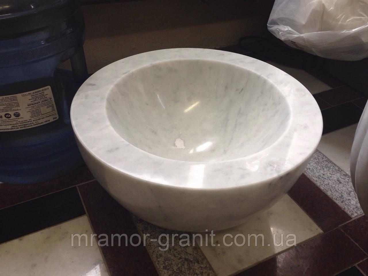 Чаша из мрамора СЛЛМ - 10