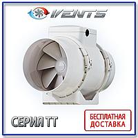 ВЕНТС ТТ 100 Канальный вентилятор смешанного типа Вентс ТТ 100 Ун