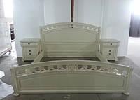 Кровать Флоренция белая 1,6