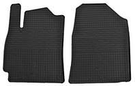 Резиновые передние коврики для Hyundai Elantra VI (AD) 2015- (STINGRAY)