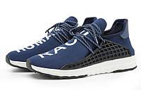 Кроссовки Adidas NMD Human Race синие, фото 1