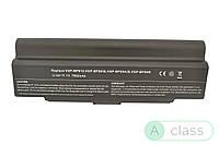 Усиленный АККУМУЛЯТОР (БАТАРЕЯ) для ноутбука Sony VGP-BPS9B VAIO VGN-NR260E 11.1V Black 7800mAhr