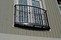 Балкон (французский балкон)