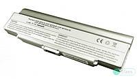 Усиленный АККУМУЛЯТОР (БАТАРЕЯ) для ноутбука Sony VGP-BPS9B VAIO VGN-NR260E 11.1V Silver 7800mAhr