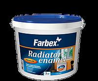 Эмаль акриловая для радиаторов отопления, 3 л.