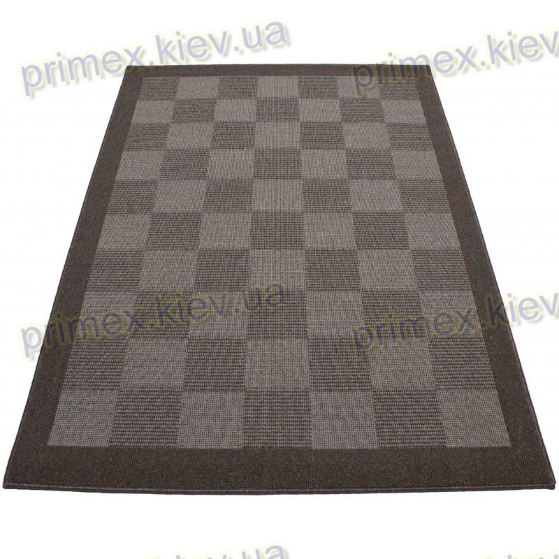 Ворсовой ковер Эннея (шахматы), цвет каштановый