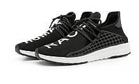 Кроссовки женские Adidas NMD Human Race black, фото 1