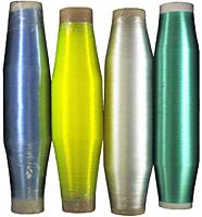 Леска рыболовная в бобинах полиамидная 1кг Диаметр от 0.20 до 0.70 мм.