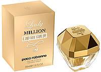 Paco Rabanne Lady Million Eau My Gold! edt 30 ml. w оригинал