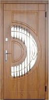 Входная дверь Серия «Standart plus» LV 201-1К улица (1200х2050)