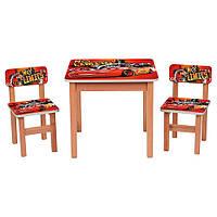 Детский столик со стульчиками F193