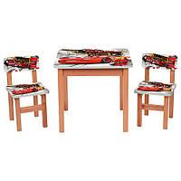 Детский столик со стульчиками F194