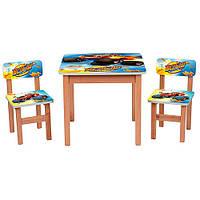 Детский столик со стульчиками F196