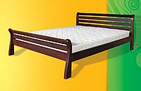 Деревянная кровать Ретро 90х200 сосна ТИС