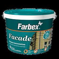 """Краска фасадная высококачественная """"Facade"""", 14 кг."""