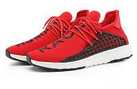 Кроссовки женские Adidas NMD Human Race red, фото 1