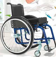 Инвалидная кресло коляска ULTRA-LIGHT KÜSCHALL
