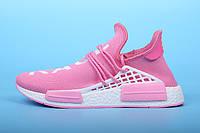 Кроссовки женские Adidas NMD Human Race pink, фото 1