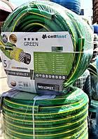Шланг поливочный армированный Польша Green Cellfast 5ти слойный 3\4 ( Гринн ), фото 1